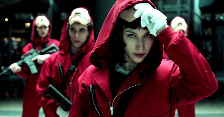 Nuova serie TV firmata Netflix: La casa di carta