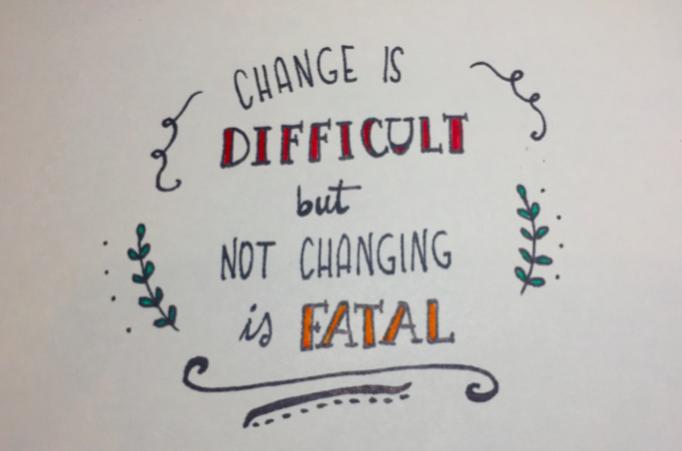 Cambierò tante volte.
