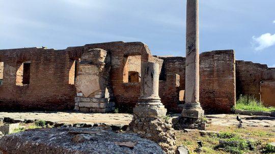 1° raduno di viaggiatori: alla scoperta del Parco Archeologico di Ostia Antica