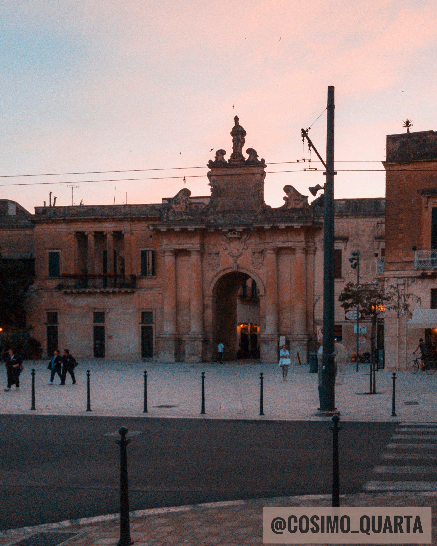 Porta S. Biagio Lecce