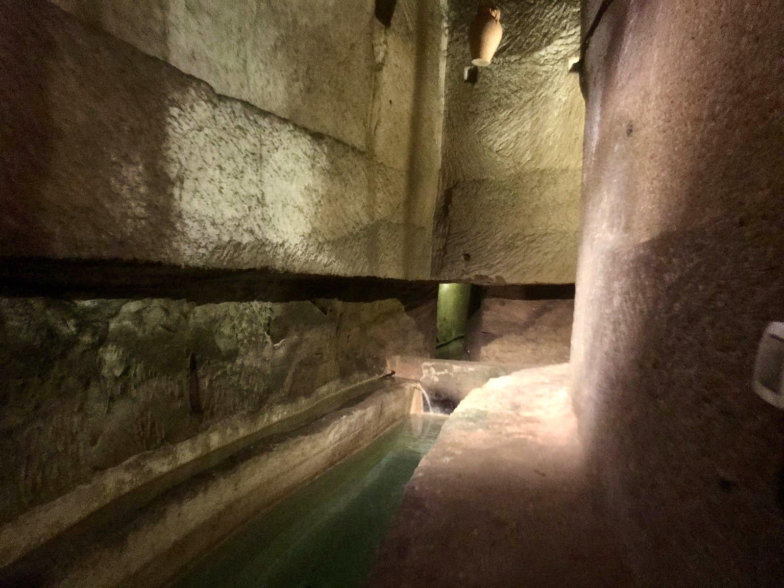 Cisterna Napoli
