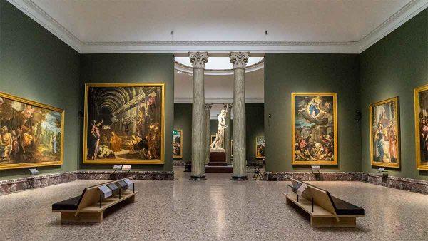 musei Pinacoteca di Brera